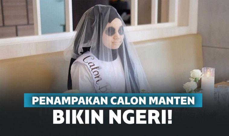 Lihat Nih Penampakan Calon Penganten Pas Bridal Shower, Bikin Merinding! | Keepo.me