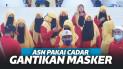 Heboh Cadarisasi Gantikan Penggunaan Masker Bagi ASN Lombok Tengah, Bupati: Fashion Aja