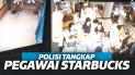Viral Aksi Cabul Pegawai Starbucks, Intip Payudara Pelanggan Lewat CCTV