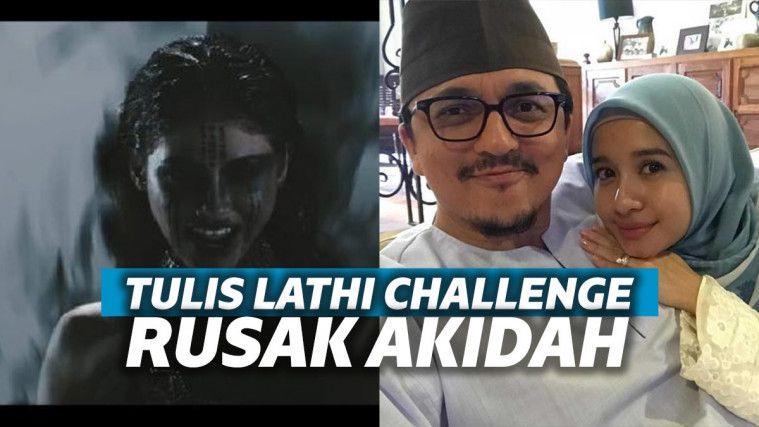 Perceraian Sedang Disorot, Engku Emran Tuliskan Lathi Challenge Rusak Akidah. Netizen: Lo Rusak Bella! | Keepo.me