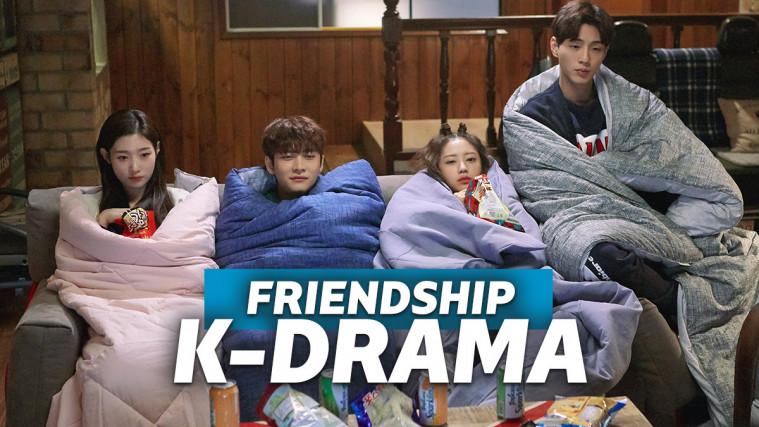 10 Drama Korea Persahabatan dengan Tema Slice of Life yang Kental | Keepo.me