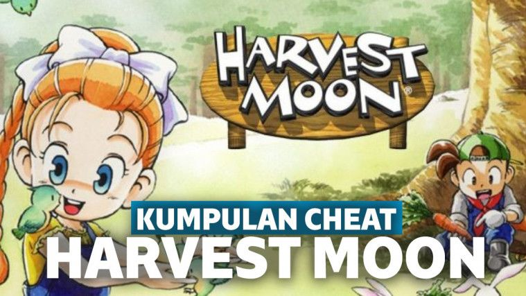 Kumpulan Cheat Harvest Moon Back to Nature Terlengkap untuk PS1 dan Emulator ePSXe | Keepo.me