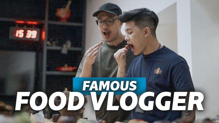 12 Rekomendasi Food Vlogger Indonesia dan Luar Negeri yang Review-nya Terpercaya | Keepo.me