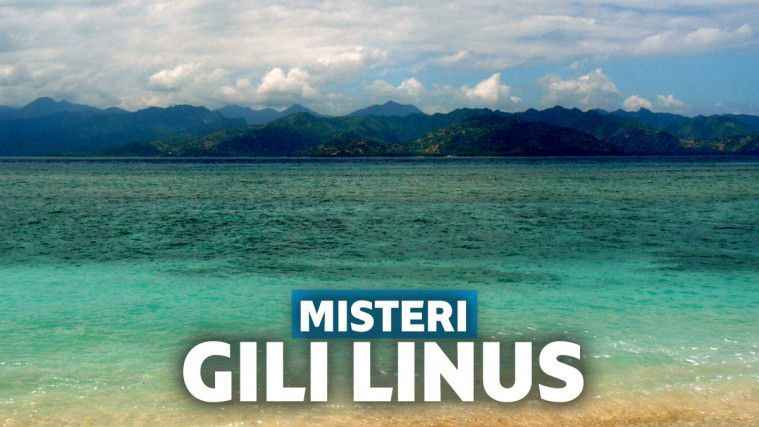 Jalan-Jalan ke Gili Linus yang Misterius di Lombok Timur | Keepo.me