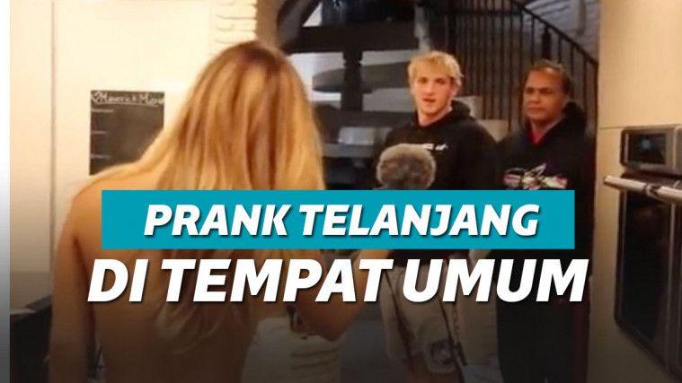 Iseng Prank Bugil di Minimarket, 2 YouTuber Ini Akhirnya Kena Getahnya! | Keepo.me