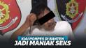 Auto Neraka! Kiai Ponpes di Banten Jadi Maniak Seks, Cabuli 15 Santriwati di Kamar