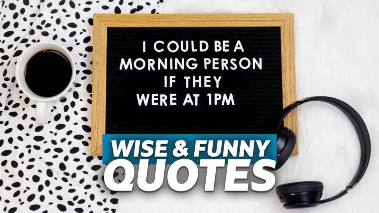 40 Kata-kata Bijak Lucu Penuh Humor yang Mengundang Tawa | Keepo.me