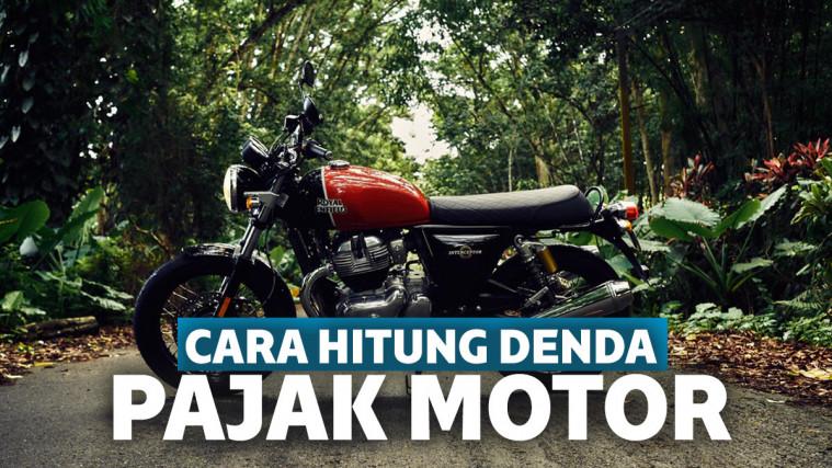 Lengkap! Cara Hitung Denda Pajak Motor Terbaru 2020 | Keepo.me