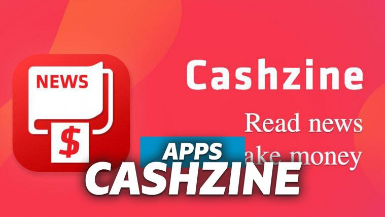 Cashzine, Aplikasi Penghasil Uang untuk Dapatkan Banyak Cuan | Keepo.me