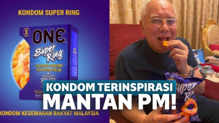 Mantan PM Malaysia Jadi Inspirasi Pembuatan Kondom Rasa Keju | Keepo.me