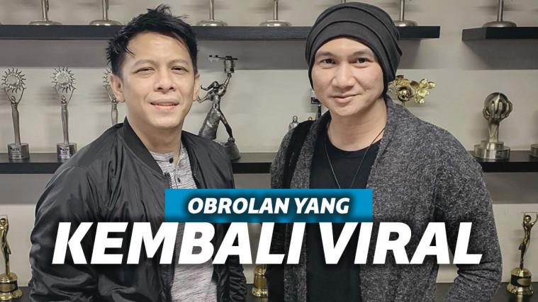 Obrolan Anji dan Ariel Noah Kembali Viral, Netizen: Udah Dinasehatin Tapi Nggak Belajar | Keepo.me