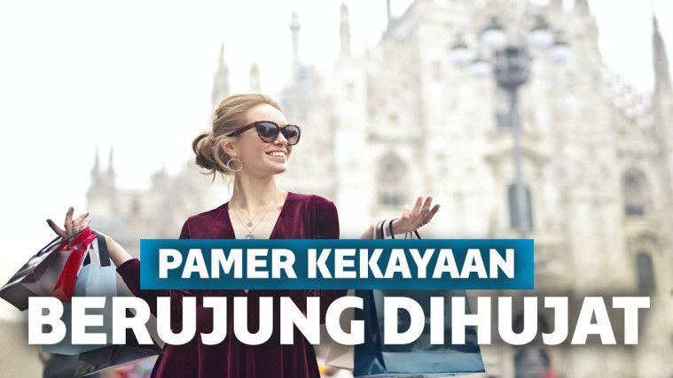 Wanita Asal Tiongkok Pamer Kado Mewah dari Kekasih, Netizen Salty! | Keepo.me