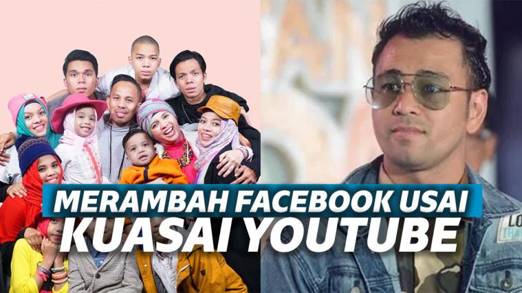 Gen Halilintar dan Raffi Ahmad Kini Ngonten di Facebook. Netizen: Makin Bodohlah Bangsa Ini | Keepo.me