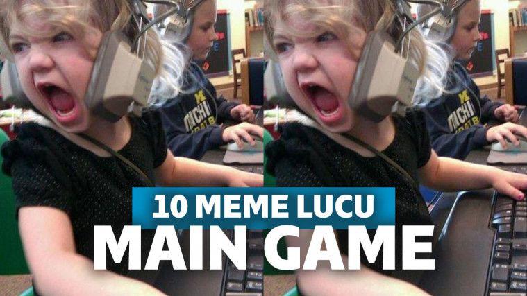 10 Meme Lucu Saat Main Game Bikin Kesal Banget! | Keepo.me