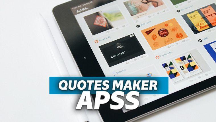 10+ Aplikasi Pembuat Quotes Terbaik yang Mudah dan Gratis | Keepo.me
