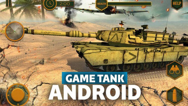 10 Game Tank Online dan Offline Terbaik di Android | Keepo.me