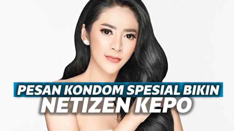 Vernita Syabilla Disebut Polisi Pesan Kondom Spesial ke Mucikari, Netizen Penasaran Bentuknya | Keepo.me