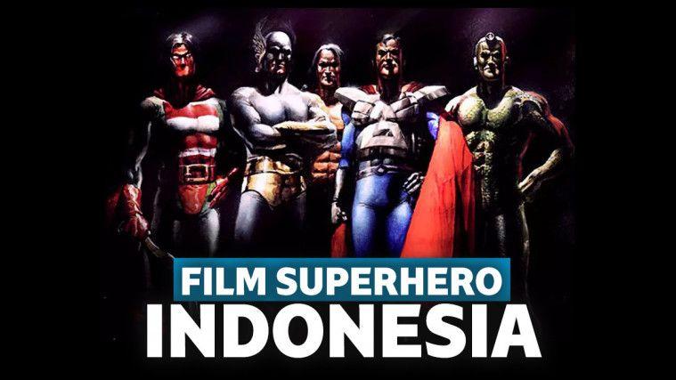 Bukan Hanya Hollywood, Berikut Ini 7 Film Superhero Indonesia Terbaik | Keepo.me