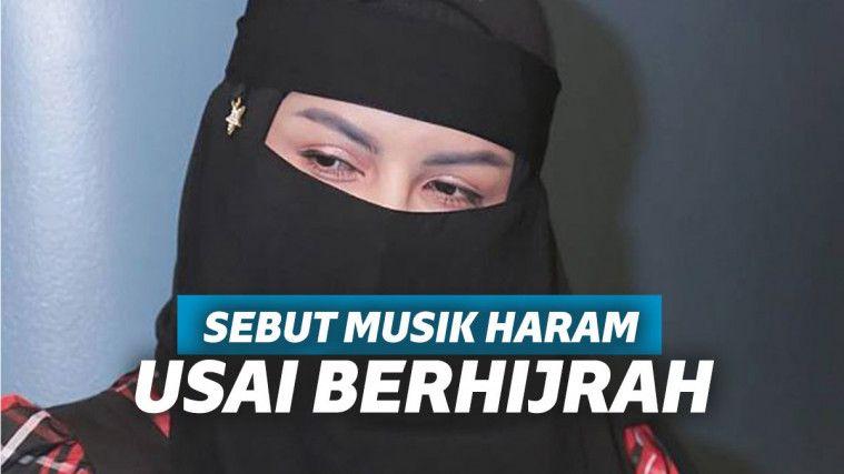 Tolak Tawaran Manggung Usai Berhijrah, Five Vi: Ya Allah Musik Haram Say! | Keepo.me