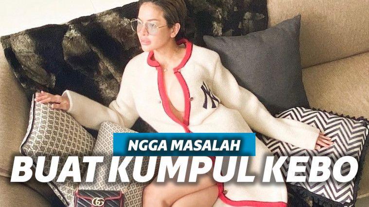 Nikita Mirzani Akui Tak Masalah Jika Harus Kumpul Kebo Demi Kembali Miliki Keturunan | Keepo.me