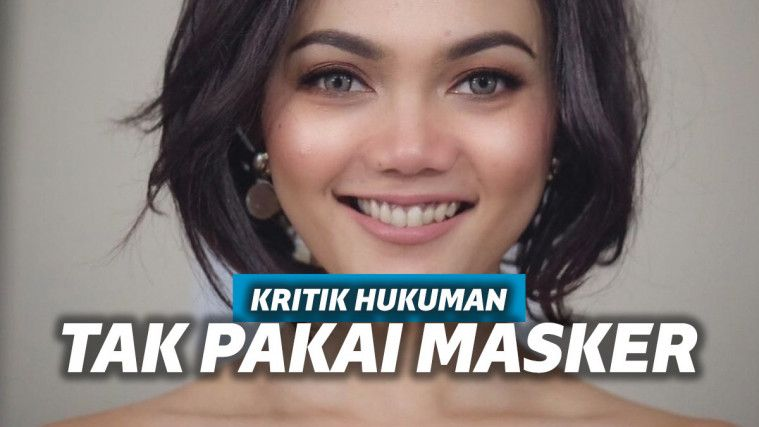 Heboh Video Wanita Tak Bermasker yang Dihukum Melakukan Squat, Rina Nose: Ini Termasuk Pelecehan? | Keepo.me