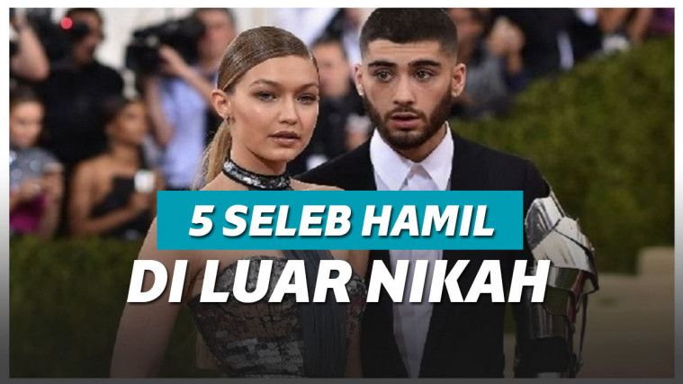 5 Seleb Muslim Ini Hamil Di Luar Nikah, Ada yang Baru Melahirkan | Keepo.me