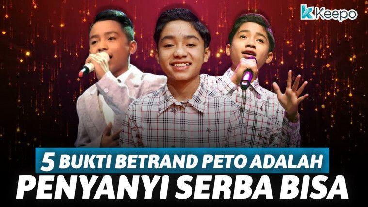 5 Bukti Betrand Peto Adalah Penyanyi Muda yang Serba Bisa! | Keepo.me