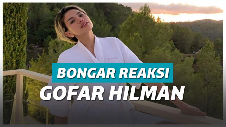 Nikita Mirzani Bocorkan Reaksi Gofar Hilman Jika Melihatnya Tanpa Busana | Keepo.me