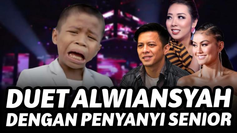 Alwiansyah Duet dengan Agnez Mo? Duet Alwiansyah dengan Penyanyi Senior Yang Ditunggu!! | Keepo.me