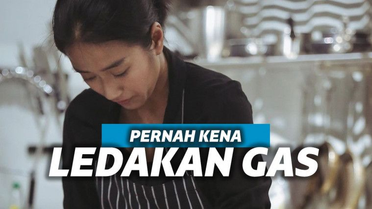 Masa Lalu Kelam, Chef Renatta Ceritakan Soal Luka Bakar Akibat Ledakan Gas | Keepo.me