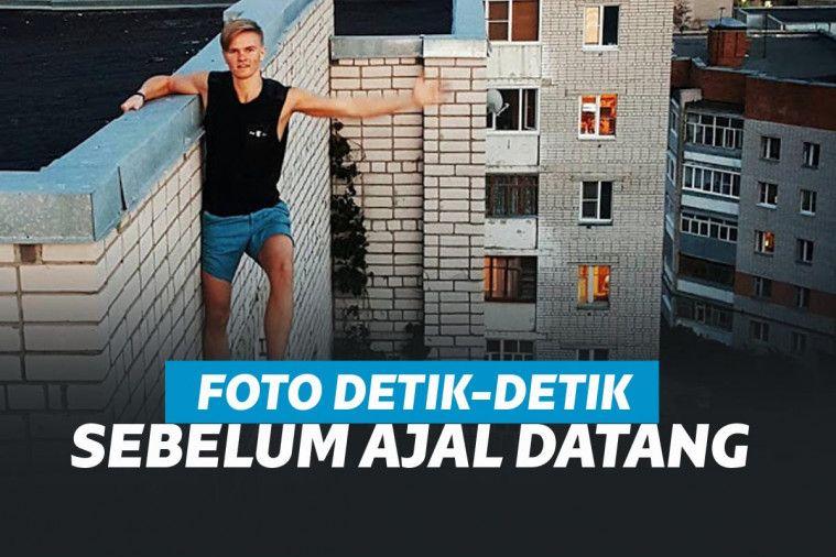 Fakta Mengerikan Dibalik 15 Foto yang Diambil Sebelum Kejadian Tragis Terjadi | Keepo.me