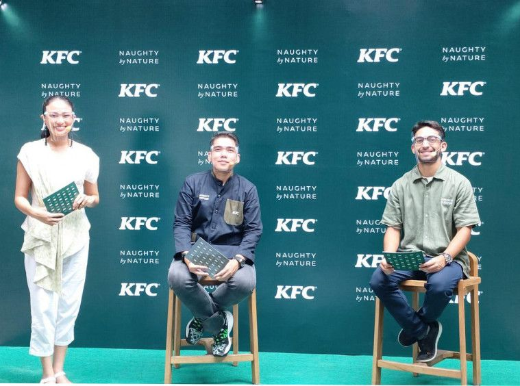 KFC Indonesia Hadirkan Restoran Lifestyle-dining dan Salad Bar Pertama Bertajuk Naughty by Nature | Keepo.me