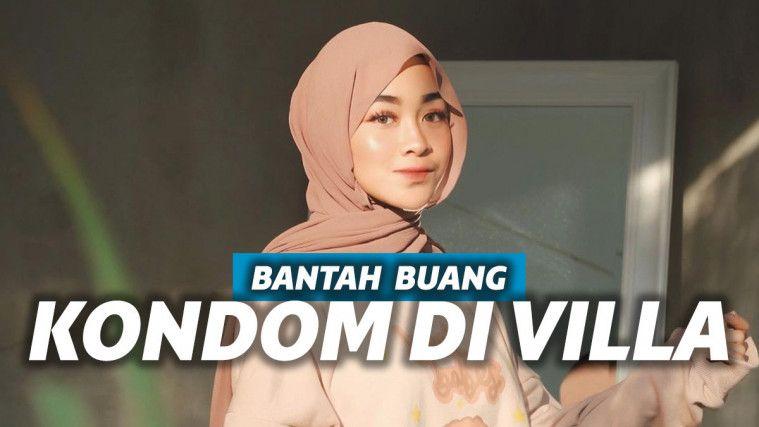 Diduga Buang Banyak Kondom Saat Menginap Di Villa Selebgram Hijab Diniyah Itu Bukan Aku Keepo Me News On Rcti