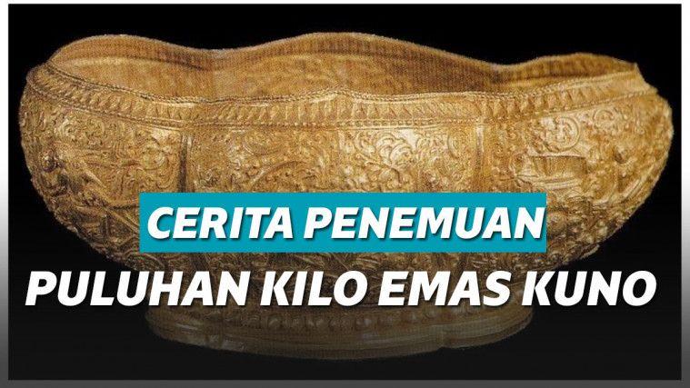 Kisah Lengkap Penemuan 4 Guci Emas Puluhan Kilogram Di Klaten, Sempat Ada Kilatan Cahaya Dari Langit | Keepo.me