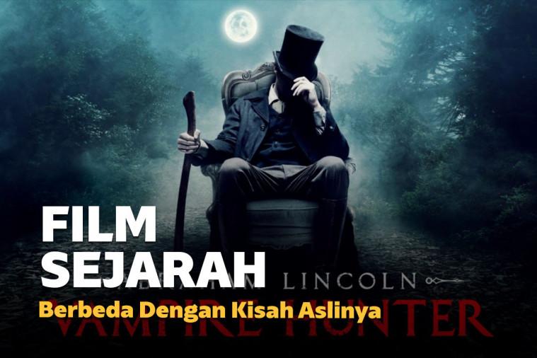Deretan Film Sejarah ini Berbeda dengan Kisah Aslinya, Ada yang Sampai Dilarang Tayang! | Keepo.me