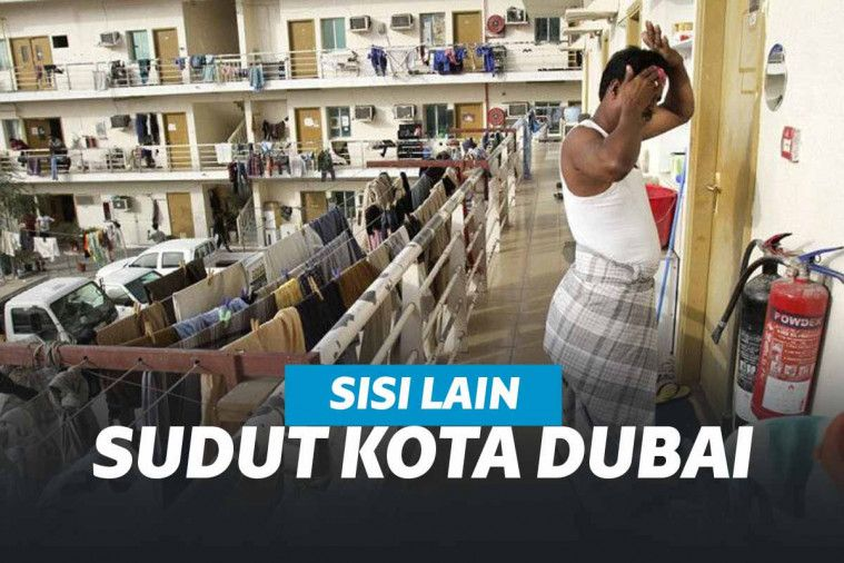 Melihat Sisi Lain Sudut Kota Dubai yang Jauh dari Kata Mewah, Bagaikan Berada di Dunia Berbeda! | Keepo.me