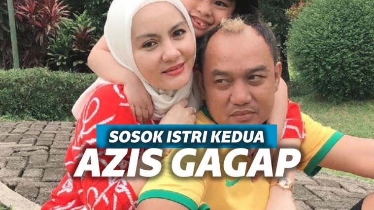 Inilah Sosok Dewi Keke, Wanita yang Jadi Istri Kedua Azis Gagap | Keepo.me