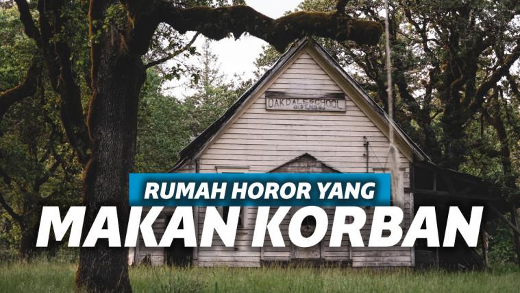 Horor Banget! 5 Rumah Berhantu Ini Memakan Korban Jiwa | Keepo.me