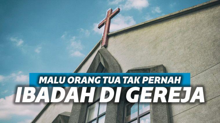 Jadi Penceramah di Gereja, Mahasiswa Ini Nekat Bunuh Diri Karena Malu Orang Tuanya Tak Pernah Beribadah