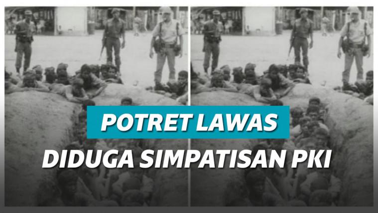 Cerita Mengharukan di Balik Foto Lawas Diduga Simpatisan PKI