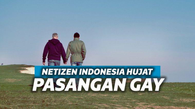 Tanggapi Pernikahan Gay di Thailand, Warganet Indonesia Menghujat Sampai Ancam Membunuh