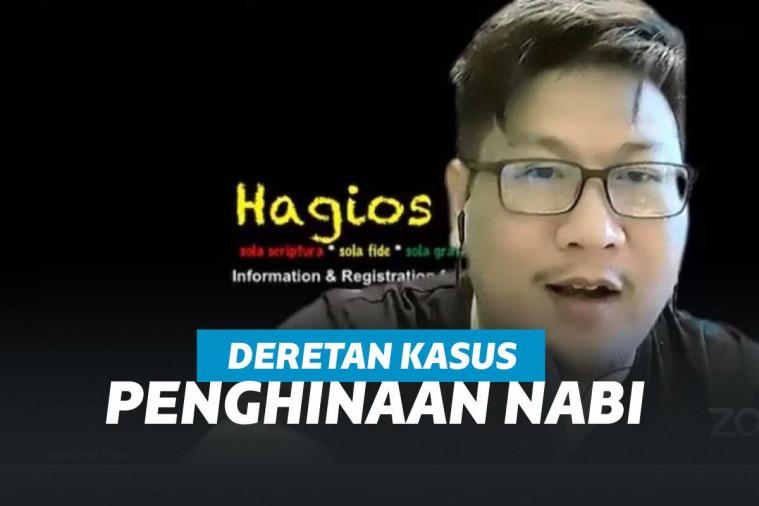 Deretan Kasus Penghinaan Nabi Muhammad yang Sempat Heboh di Indonesia, Terbaru Mengaku Nabi ke-26!