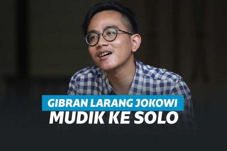 Bukti Ketegasan! Gibran Melarang Jokowi Mudik ke Solo, Netizen Sindir: Tapi Gibran yang ke Jakarta
