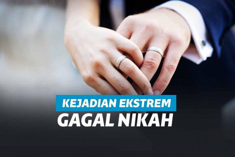 3 Kejadian Ekstrem Saat Wanita Gagal Nikah, Ada yang Sampai Gila! | Keepo.me