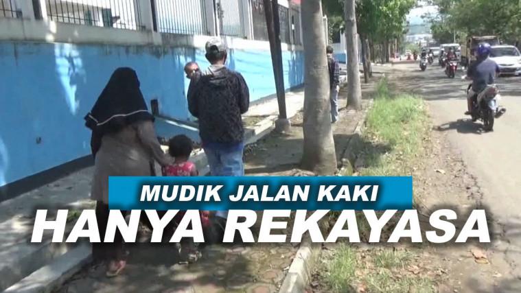 Pasutri yang Viral Mengaku Jalan Kaki dari Gombong ke Bandung Ternyata Hanya Rekayasa | Keepo.me