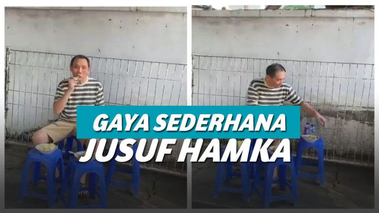 Makan Bubur Ayam Pinggir Jalan, Gaya Sederhana Crazy Rich Indonesia Ini Jadi Sorotan Warganet | Keepo.me