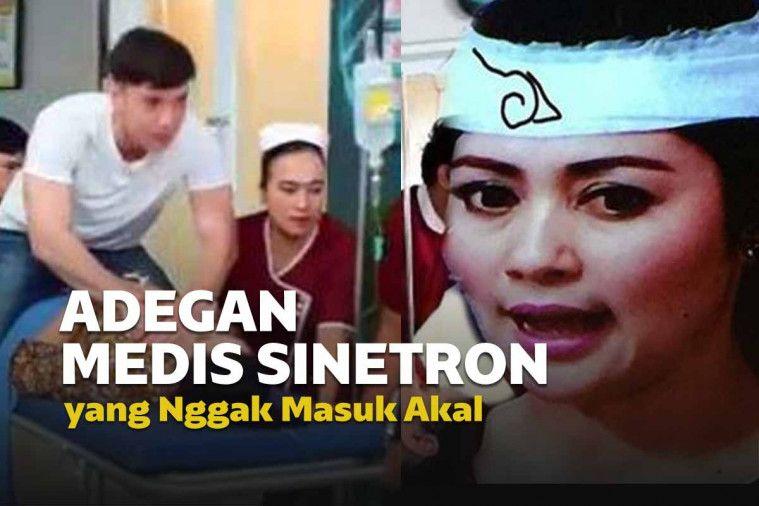Kurang Riset, 5 Adegan Medis Sinetron Indonesia Ini Terkesan Nggak Logis | Keepo.me