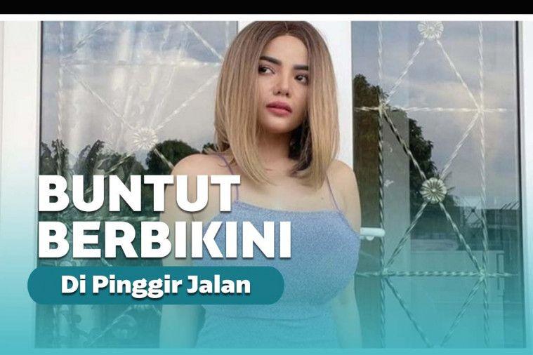 Stress PPKM Diperpanjang, Dinar Candy Turun Ke Jalan Pakai Bikini, Terancam Bui 10 Tahun? | Keepo.me