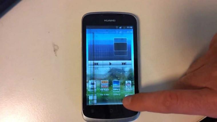 masalah layar smartphone
