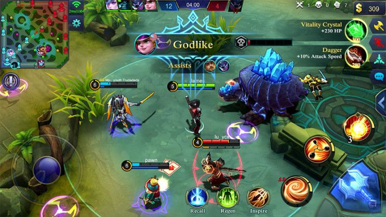 Game Mobile Legends